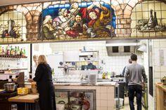 Le Pré-Sale in Brussels
