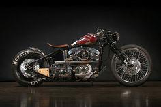 Harley-Davidson Shovelhead 'Sub Zero' S&S by Gasolina