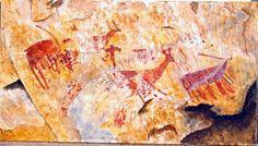 . Tabla de Pochico (Jaén)  En Aldeaquemada hay varios grupos de pinturas rupestres en diversos abrigos del término municipal. Son representaciones humanas y escenas de caza. No se pueden visitar pues han sido cerradas hace poco tiempo por su deterioro.