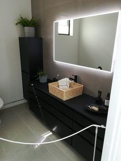 Decor, Furniture, Bathroom Mirror, Home Decor, Mirror, Bathroom Lighting, Bathroom