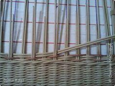 Мастер-класс Поделка изделие Плетение Короба коробочки  Бумага газетная Трубочки бумажные фото 12