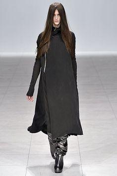 Rick Owens Fall 2008 Ready-to-Wear Fashion Show - Daiane Conterato (Elite)