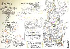dessin du laboratoire du management - plaisir en entreprise