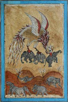 Hint Mitolojisinde Simurg