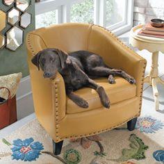Giles Club Chair