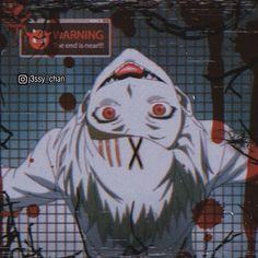Anime Wolf, Manga Anime, Anime Art, Pac E Mike, Sharingan Wallpapers, Ken Kaneki Tokyo Ghoul, Tokyo Ghoul Wallpapers, Cyberpunk City, Juuzou Suzuya