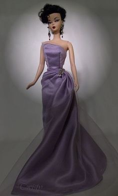 Untitled | Fashion is Vera Wang. | Silkstone Barbie
