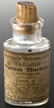Article on unsafe medicines in 19th century.
