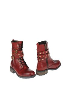 Frankie morello Women - Footwear - Combat boots Frankie morello on YOOX