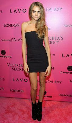 MyMy .. The No Feminist Blog: Cara Delevingue au Victoria Secret Fashion After-Party 2013 à New-York - 13.11.2013