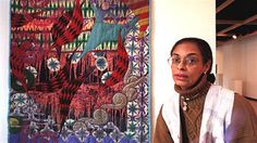 Pittsburgh fiber artist Tina Williams Brewer has a new honor to add to her well-deserved long list of local and national accolades. African Quilts, Arts Award, Local Artists, Art Forms, Filmmaking, Art Pieces, Pittsburgh, Illustration, Black Women