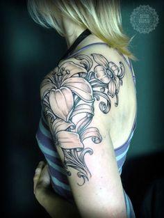 Half Sleeve Tattoo Designs (33)