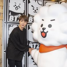 Dad and son😍 the cutest thing ever Foto Bts, Bts Photo, Billboard Music Awards, Namjin, Guinness, Seokjin, Bts Jimin, Taehyung, Bts Chibi