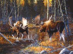 Rumble Wildlife Jigsaw Puzzle