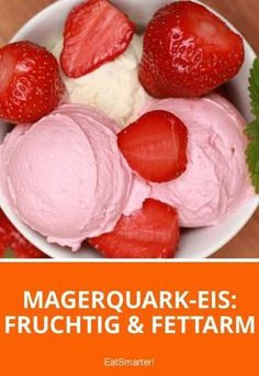 Magerquark-Eis: fruchtig & fettarm   eatsmarter.de