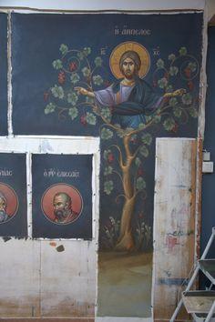 3 posts published by iconsalevizakis during September 2016 Byzantine Icons, Orthodox Christianity, Ikon, Saints, Prayers, September, Painting, Art, Greek