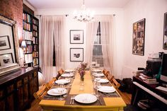 A Fall Dinner Party (and An Impromptu Singalong) - The Yellow Table Yellow Table, Last Day Of Summer, Tasting Table, Fall Dinner, Food Themes, Food To Make, Beach House, Budgeting, How To Memorize Things