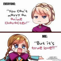 True story ... Ne , Izaya ? ( or maybe Shizu-chan if i would be Izaya :D )