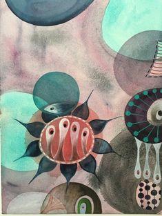 Watercolors - Melinda Hackett