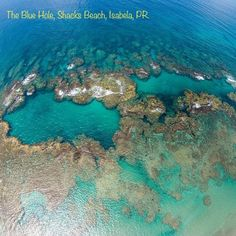Blue Hole Wonderful Places Puerto Rico Ive Been Tropical Villa