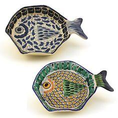 Fish Dishes from Treillage