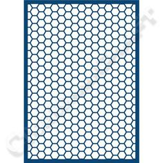 Tattered Lace Mini Honeycomb Panel Die