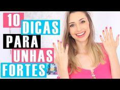 13 TRUQUES para UNHAS que vão facilitar sua vida - Jana Taffarel - YouTube