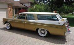 1958 Dodge Station Wagon