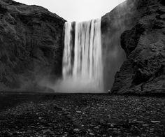 Ольга Кулакова - Водопады Исландии