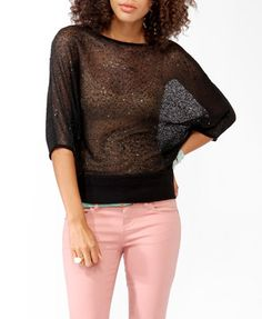 Sequined Open Knit Sweater $19.80  http://www.forever21.com/Product/Product.aspx?BR=f21=sweater=2030187450=