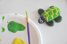 Pet Rocks ... Ladybugs, pandas, & turtles, oh my!