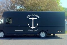 The Anchor Food Truck (fish & chips)