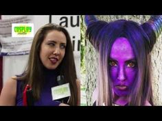 Victori Belle interview at Chicago Pop Culture Con 2016   Cosplay Radio v2 - YouTube