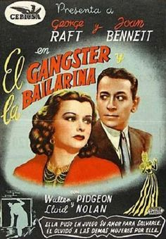 "El gangster y la bailarina (1940) ""The House Across the Bay"" de Archie Mayo - tt0032609"