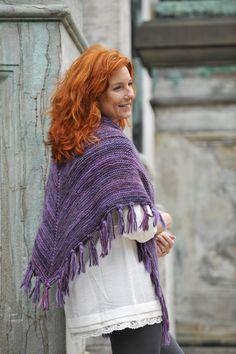Flot sjal, der også er for begyndere