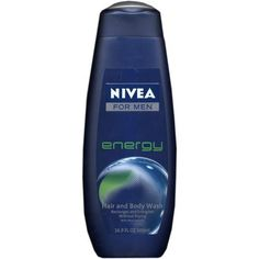 Nivea For Men Energy Body Wash, 16.9 fl oz - Buy Packs and SAVE (Pack of 3) *** See this great image @