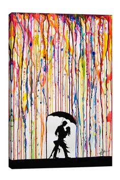 Tempest by Marc Allante Canvas Print by iCanvasART on @HauteLook