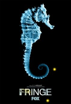 Fringe TV Poster #6 - Internet Movie Poster Awards Gallery