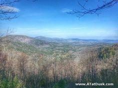 Hike: Sunrise Rock in Ravenel Park (Highlands)