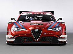 Alfa Romeo Giulia in Touring Car Racing Trim Alfa Romeo 4c, Alfa Romeo Cars, Alfa Romeo Giulia, Bugatti, Maserati, Sport Cars, Race Cars, Automobile, Martini Racing