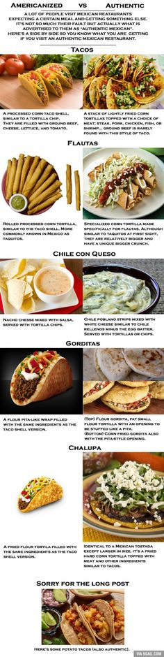 Americanized food, other cultures have the same issue