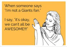 AWESOMENESS of SF Giants fans!