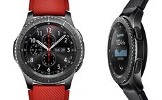 IFA 2016: SAMSUNG announces Gear S3 classic and Gear S3 frontier smartwatches - Specifications. #Tizen #TizenOS #Samsung @MyAppsEden  #MyAppsEden