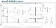 house design house-plan-ch453 45