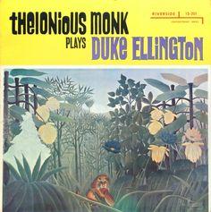Thelonious Monk - 1955 - Plays Duke Ellington (Riverside)
