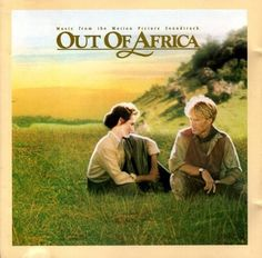 Motion Picture Soundtrack - Out Of Africa (12 trk CD / John Barry 1986)