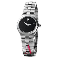 Best Gift For Valentine's Day!MOVADO Women's Juro Watch 0605024 $339.00 @ Ashford