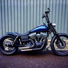 Street Bob just out of our shop, all our parts but this one also has our billet 7075 Rocker Boxes . Harley Davidson Dyna, Harley Davidson Motorcycles, Harley Street Bob, Custom Harleys, Custom Choppers, Super Glide, Harley Softail, Harley Bikes, Bobber Motorcycle