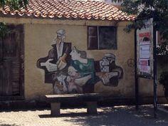 Murale di Cossoine