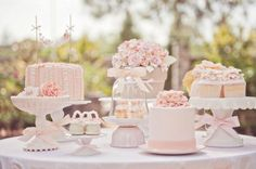 Beautiful Tea party - Click for close ups!
